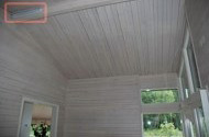 Summerhouse: Ceiling